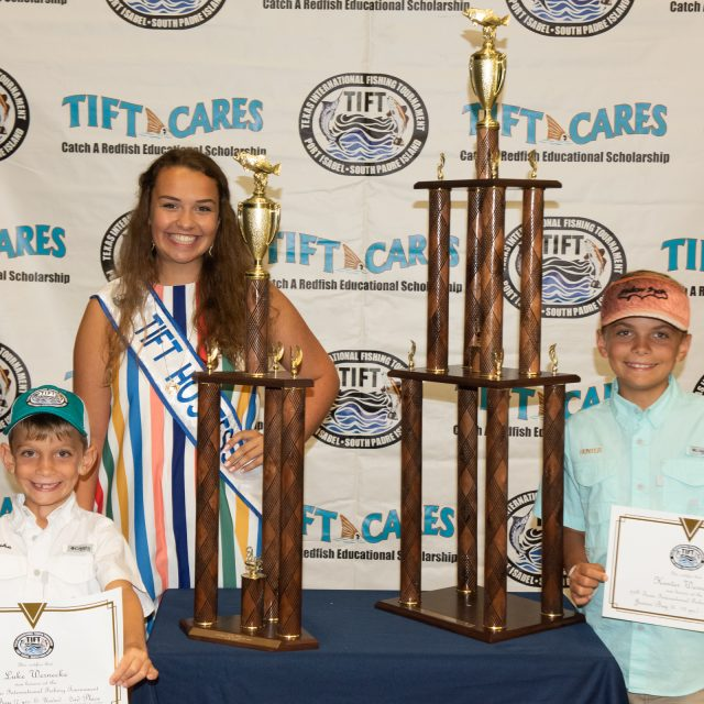 79th Annual Texas International Fishing Tournament ~ Awards Ceremony